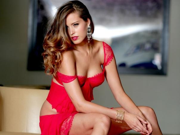 Plus sexy en rouge ?